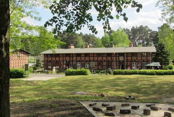 Museumsdorf Baruther Glashütte, Foto: Kerstin Lehmann