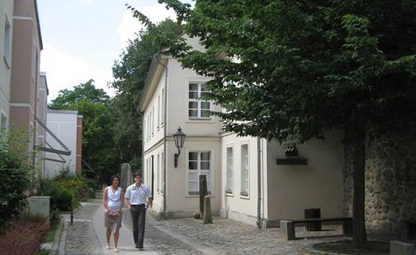 Das Museum Henkerhaus in Bernau bei Berlin, Foto: Stadt Bernau bei Berlin