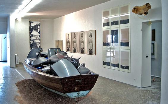 Wolf Kahlen Museum Bernau - Intermedia Arts Museum