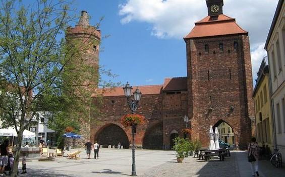 Museum Steintor mit Hungerturm
