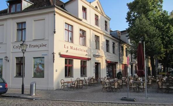 """Creperie """"La Madeleine"""", Foto: Ronald Koch"""