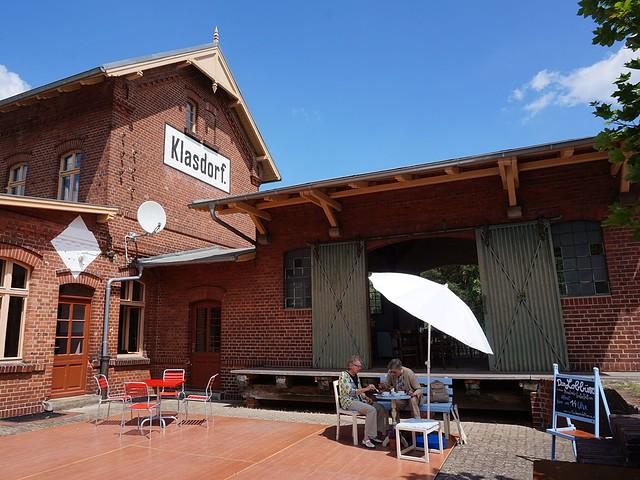 Café im Bahnhof Klasdorf