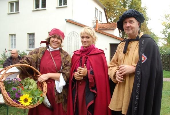 Burg Storkow - Die Gästeführer