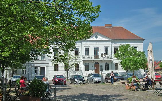 Marktplatz in Kremmen