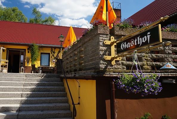 """Restaurant im Hotel """"Seehof"""" Netzen - Sonnenterrasse, Foto: Jan Hoffmann"""