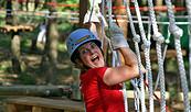 CLIMB UP! - Kletterwald ® in Klaistow - Kletterspaß für Jung und Alt, Foto: Climb Up!