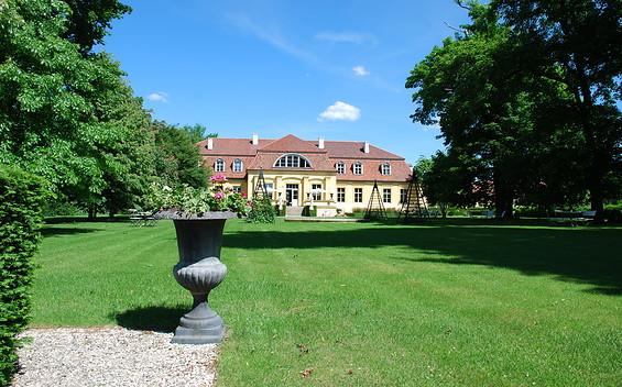 Schloss Kleßen - Märkischer Gutsgarten