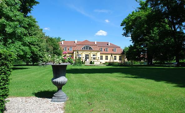 Schloss Kleßen, Foto: Tourismusverband Havelland e.V.