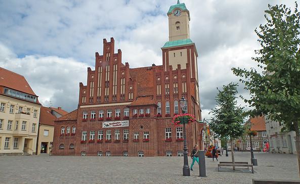 Rathaus Wittstock (Dosse)