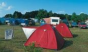 """Campingplatz """"Am Glambecksee"""", Foto: Verband der Campingwirtschaft im Land Brandenburg e.V."""