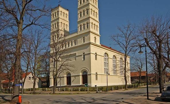 Schinkelkirche Straupitz, Foto: TV Spreewald