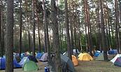 Campingplatz Deulowitzer See, Foto: MuT Guben