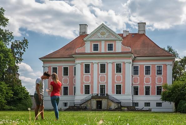 Schloss Groß Rietz, Foto: Florian Läufer