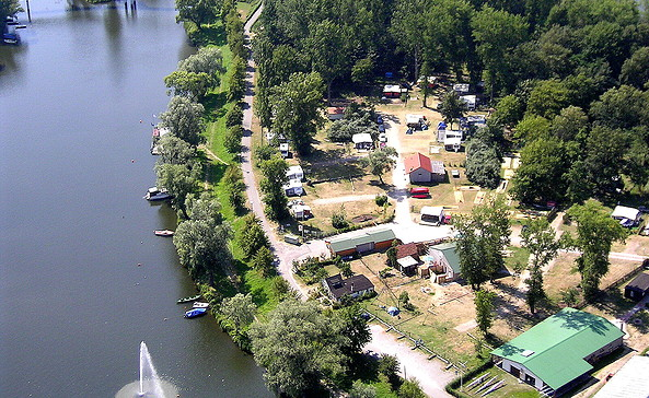 Campinginsel Havelberg