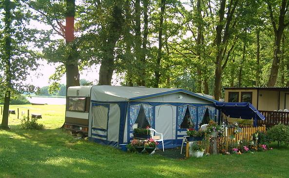 Campingplatz am Königsberger See