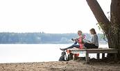 Der Helenesee, Foto: Florian Läufer