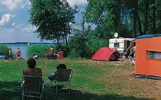 Campingplatz  Parsteiner See