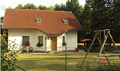 Ferienhaus auf dem Biolandhof Hohenbrück