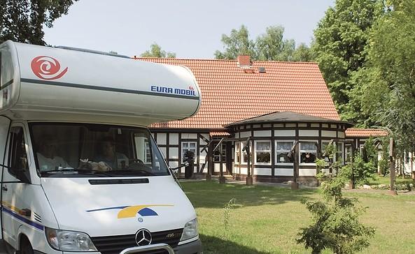 """Stellplatz """"Neue Mühle"""""""