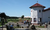 Restaurant im Campingpark Buntspecht (Foto: Campingpark Buntspecht)