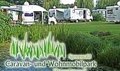 """Spreewald Caravan- und Wohnmobilpark """"Dammstrasse"""" © Guido Reiter"""