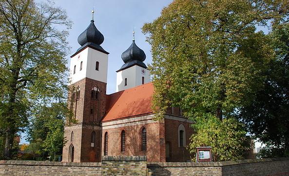 Kirche Tremmen, Foto: Tourismusverband Havelland e.V.