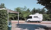 Caravanstellplatz im Spreeauenpark Cottbus, Foto: CMT Cottbus