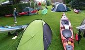 """Campingplatz """"An der Havel"""" © Wieland Apelt"""