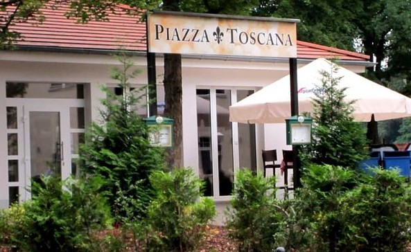 """Italienisches Restaurant """"Piazza Toscana"""", Foto: Ronald Koch"""