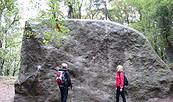 Markgrafensteine in den Rauener Bergen, Foto: Tourismusverband Seenland Oder-Spree e.V.