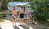 Camping, Foto: Ziesig