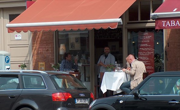 Gastronomia Gusto, Foto: Ronald Koch
