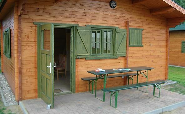 Wohnmobilstellplatz auf dem Zelt- und Campingplatz Groß Woltersdorf, Foto: Sandra Gieseke
