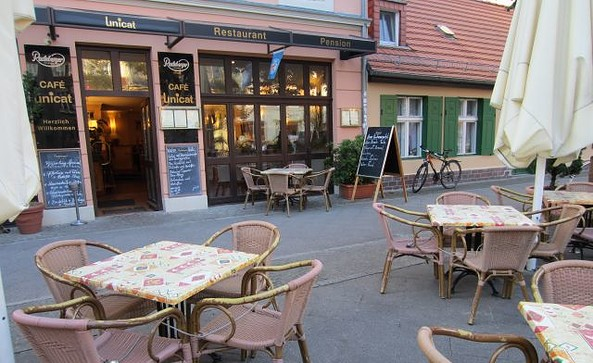 "Restaurant ""Unicat"", Foto: Ronald Koch"