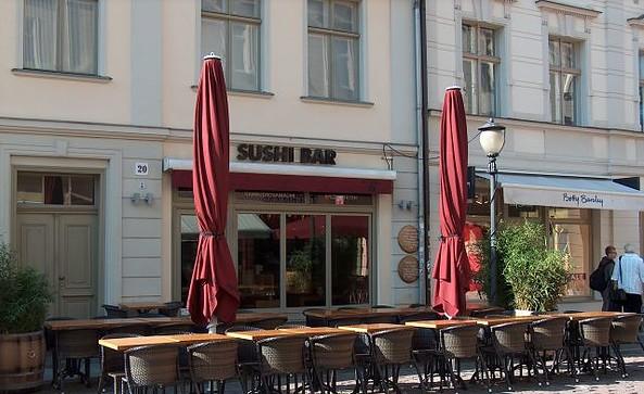 Sushi-Bar MY KENG, Foto: Ronald Koch