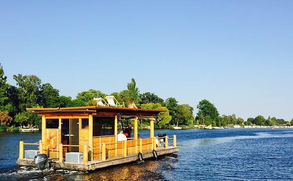Potsdam-Bootscharter, Foto: Sascha Fröhlich