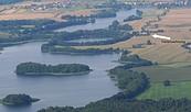 """Lage der Ferienwohnung """"Zur Biberburg"""" in Friedrichswalde, Foto: Familie Schädler"""