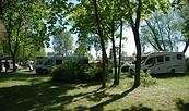 Wohnmobilstellplatz Marina Alter Hafen © Brehm & Presch Marina GbR