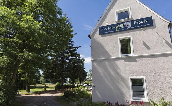 Restaurant & Pension Frosch & Fisch, Foto: TMB-Fotoarchiv/Steffen Lehmann