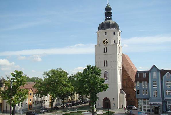 Paul-Gerhardt-Kirche, Foto: Stadt Lübben