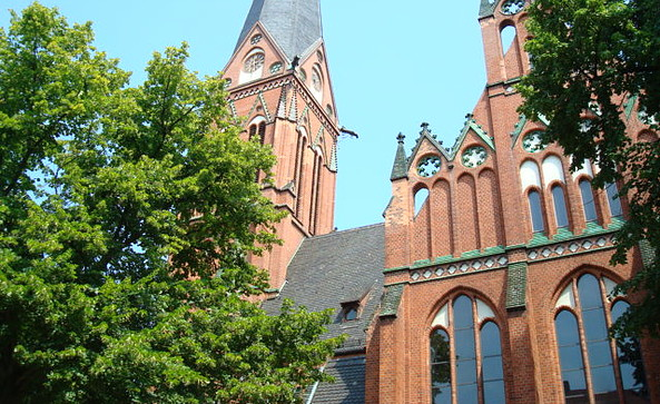 Erlöserkirche in Potsdam, Foto: Ludwig