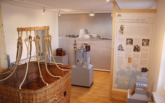 Alfred Wegener Museum Zechlinerhütte