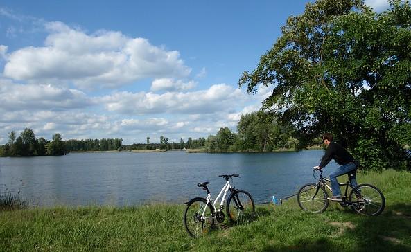 Tonstichlandschaft bei Zehdenick, Foto: Tourismusverband Ruppiner Seenland e.V.