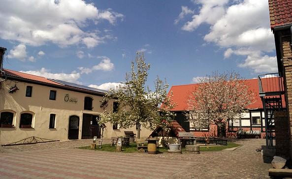 Jugend-Ökohof in Crussow, Foto: Jugend-Ökohof