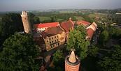 Bischofsresidenz Burg Ziesar, Foto: Jürgen Hohmut (zeitort.de)
