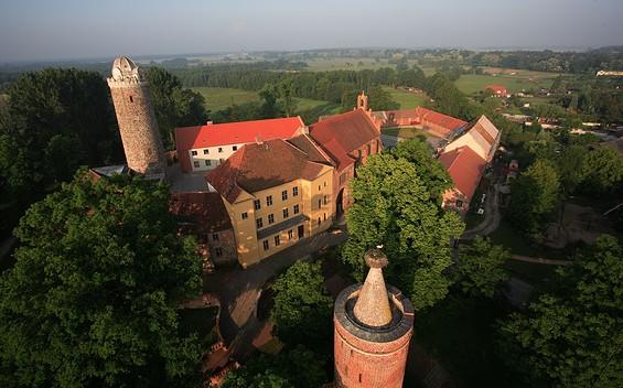 Bischofsresidenz Burg Ziesar und Museum für brandenburgische Kirchen- und Kulturgeschichte