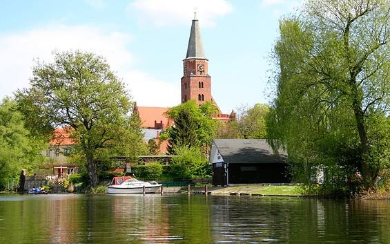 "5. Etappe ""Havel-Radweg"": Brandenburg an der Havel - Rathenow"