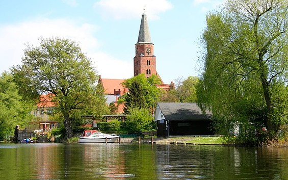 "5. Etappe ""Havel-Radweg"": Brandenburg an der Havel - Rathenow"