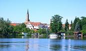 Fürstenberg/Havel, Foto: Geertje Wieck
