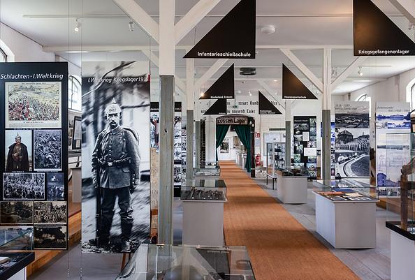 Garnisonsmuseum Wünsdorf, Foto: Jedrzej Marzecki